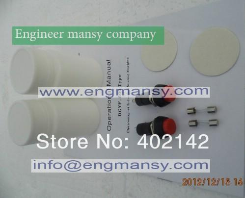 Warranty hand held induction sealing machine7